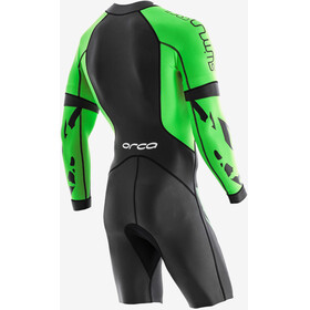 ORCA Core SwimRun Men Black/Green